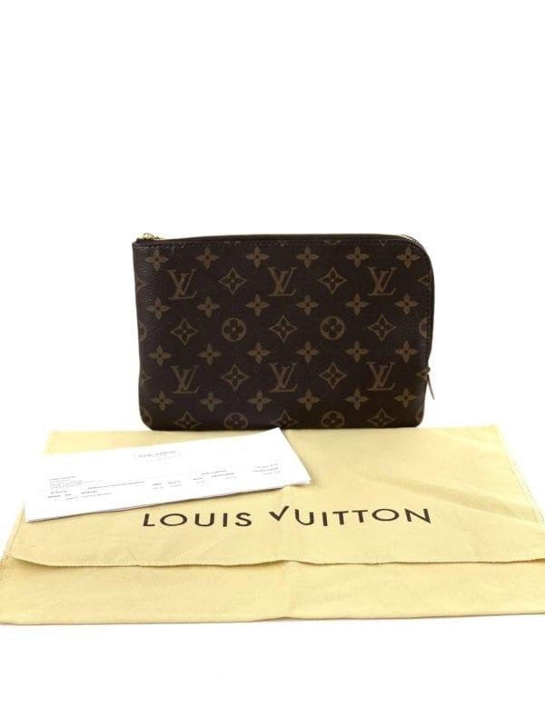 Louis Vuitton Etui Voyage PM Monogram Case