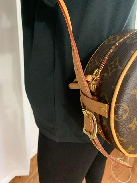 Louis Vuitton Monogram Boite Chapeau Souple PM