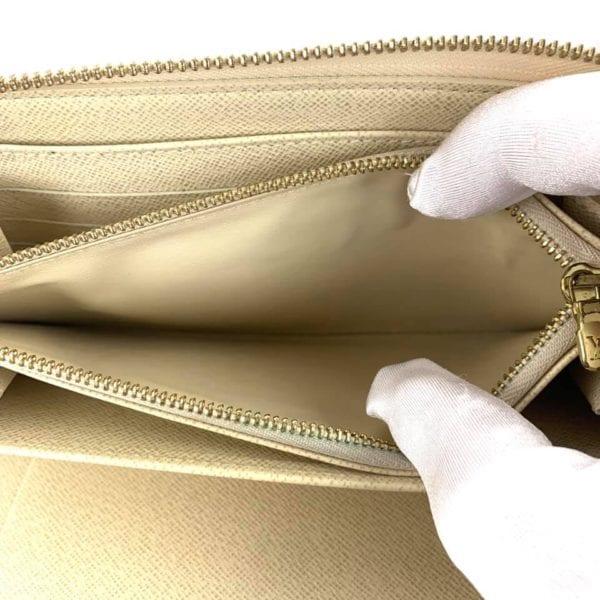 Louis Vuitton Damier Azur Zippy Organizer