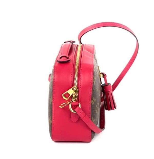 Louis Vuitton Monogram Saintonge Freesia Pink Crossbody