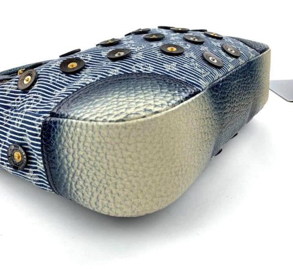 Louis Vuitton Denim Stripes Corsaire Polka Dot Bag