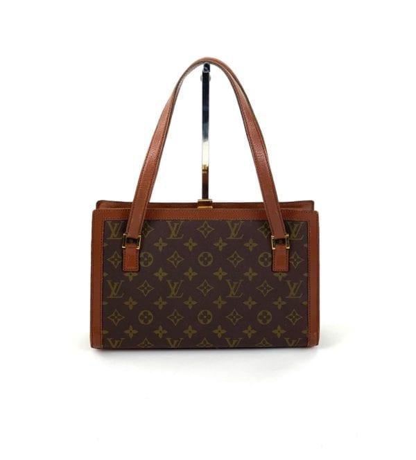 Louis Vuitton Monogram Sac Auteuil Shoulder Bag