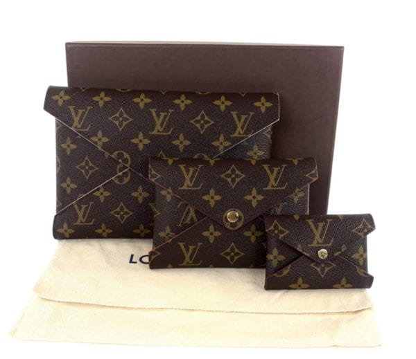 Louis Vuitton Monogram Kirigami Pochette Set
