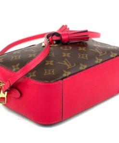 Louis Vuitton Monogram Saintonge Freesia Pink Crossbody