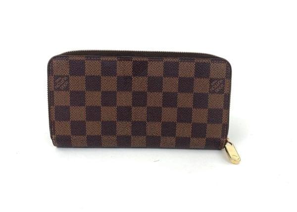 Louis Vuitton Damier Ebene Zippy Wallet