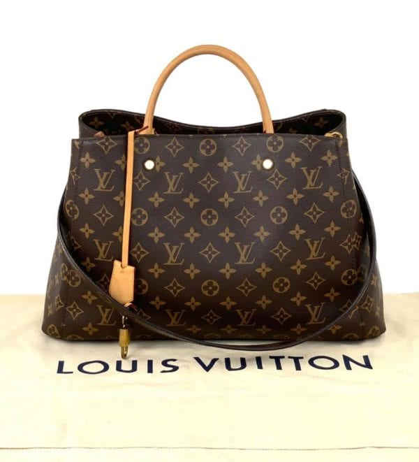 Louis Vuitton Monogram Montaigne GM