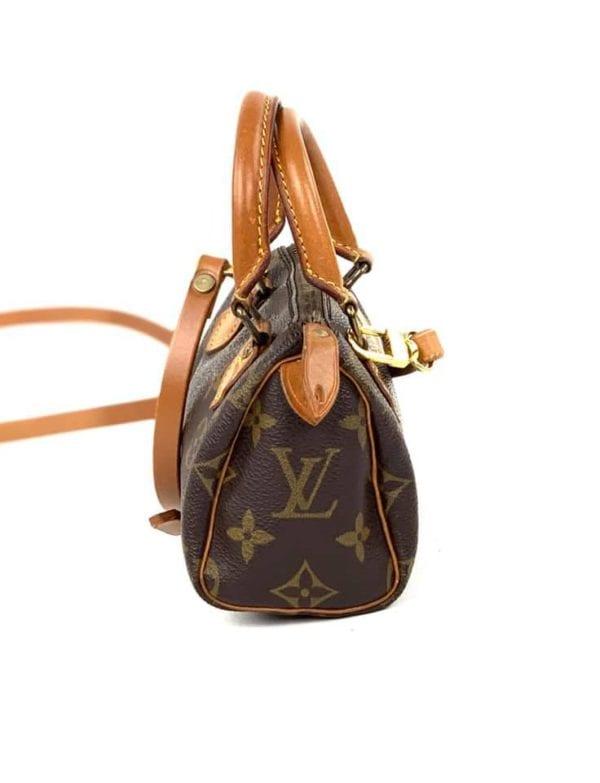 Louis Vuitton Monogram Vintage Mini Speedy