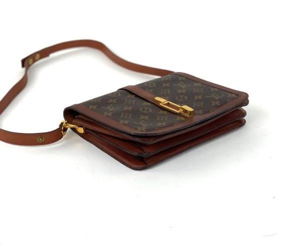 Louis Vuitton Vintage Monogram Sac Rond Point Shoulder Handbag