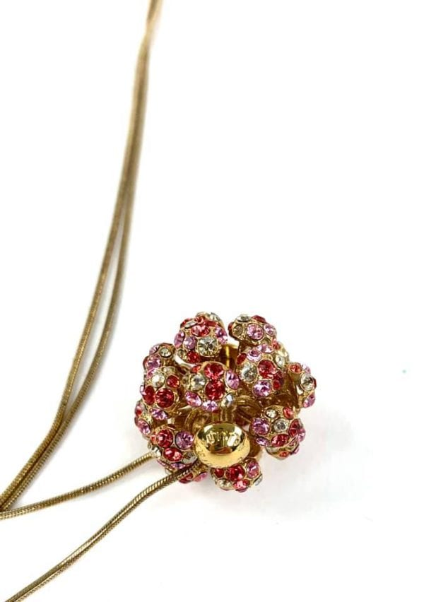 Louis Vuitton 1001 Nuits Collection Swarovski Crystal Necklace
