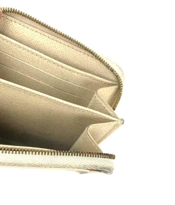 Louis Vuitton Damier Azur Zippy Coin Wallet