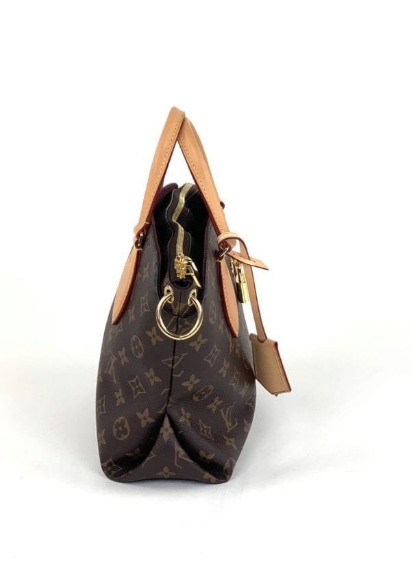 Louis Vuitton Flower Zipped Tote BB Monogram
