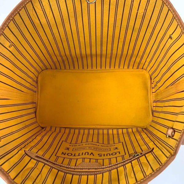 Louis Vuitton Monogram Neverfull MM Mimosa
