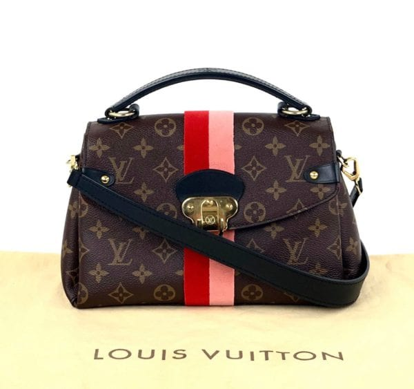 Louis Vuitton Monogram Georges BB Coquelicot Peche