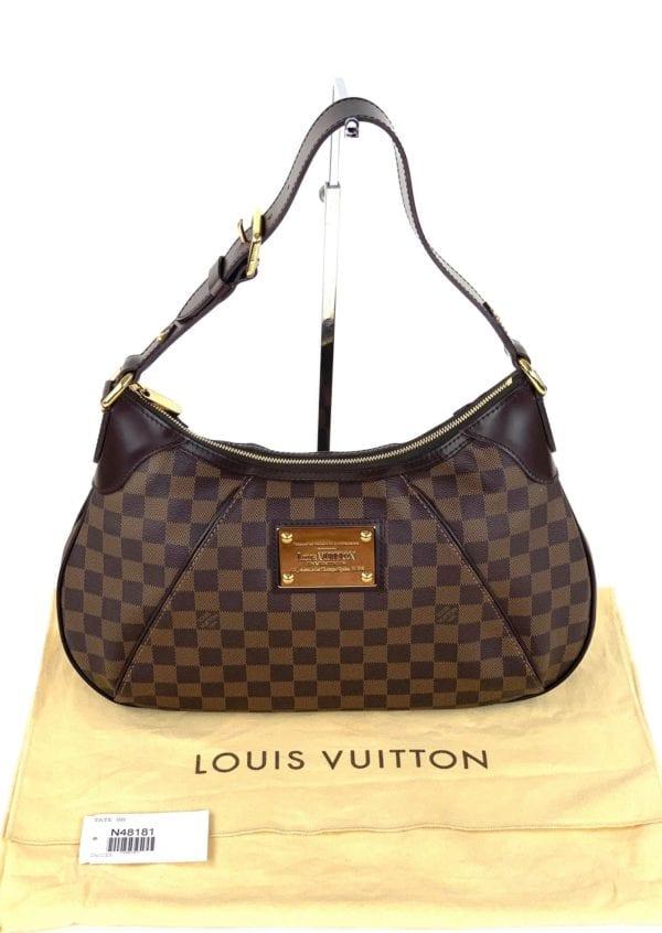 Louis Vuitton Damier Ebene Thames GM