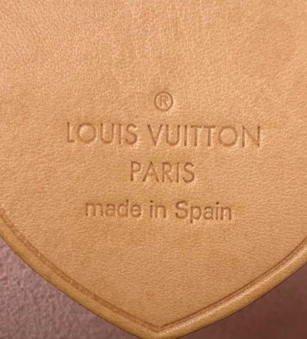 Louis Vuitton Damier Azur Girolata