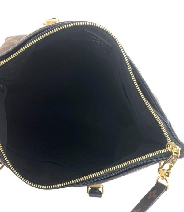 Louis Vuitton Monogram Pallas Noir