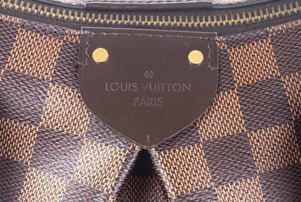 Louis Vuitton Damier Ebene Siena GM