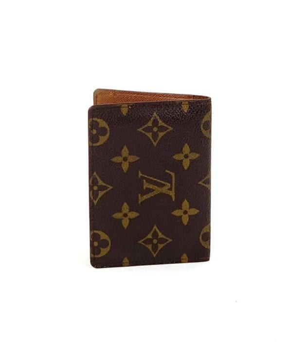 Louis Vuitton Vintage Monogram Card Holder