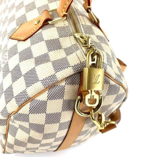 Louis Vuitton Damier Azur Speedy Bandouliere 30