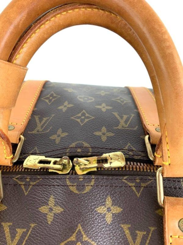 Louis Vuitton Vintage Monogram Keepall Bandouliere 50