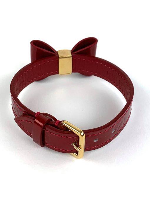 Louis Vuitton Vernis Favourit Bracelet Size 17