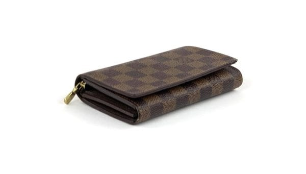 Louis Vuitton Damier Ebene Porte-Monnaie Billets Trésor Wallet