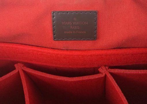Louis Vuitton Damier Ebene Siena MM