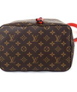 Louis Vuitton Monogram Neo Noe Coquelicot