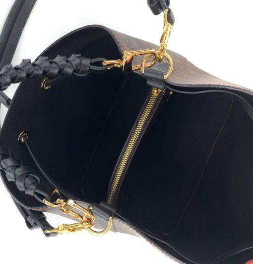 Louis Vuitton Monogram Neo Noe Noir Black