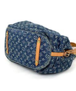 Louis Vuitton Denim Mahina XL Blue