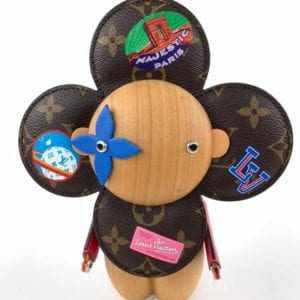 Louis Vuitton Multicolor Vivienne Lv World Tour Monogram Doll Gi0263