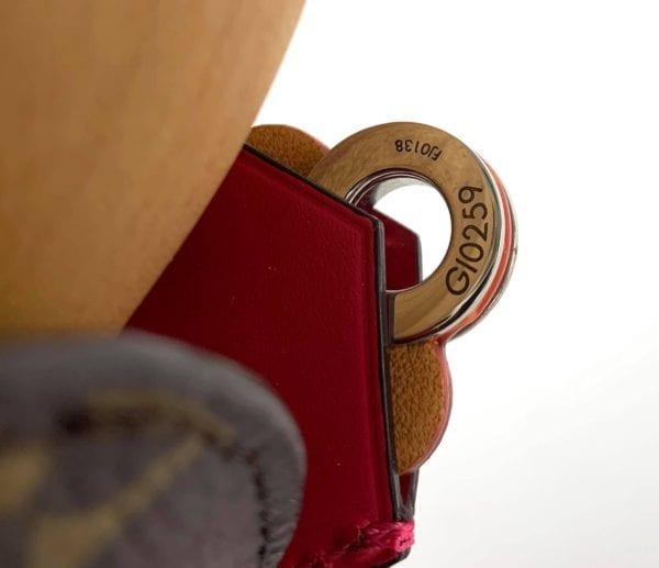 Louis Vuitton Multicolor Vivienne Lv World Tour Monogram Doll Gi0263