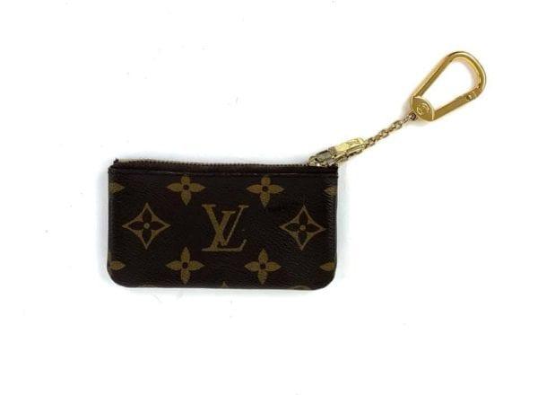 Louis Vuitton Monogram Key Pouch