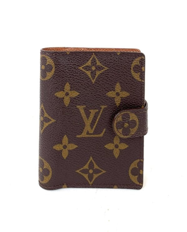 Louis Vuitton Monogram Mini Day Planner/Address Book Cover