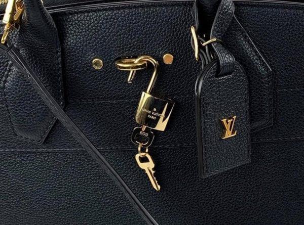 Louis Vuitton City Steamer MM Noir