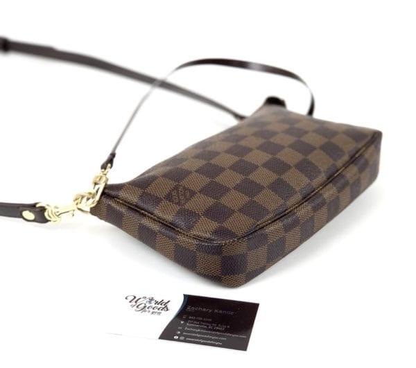 Louis Vuitton Damier Ebene Pouchette Accessories