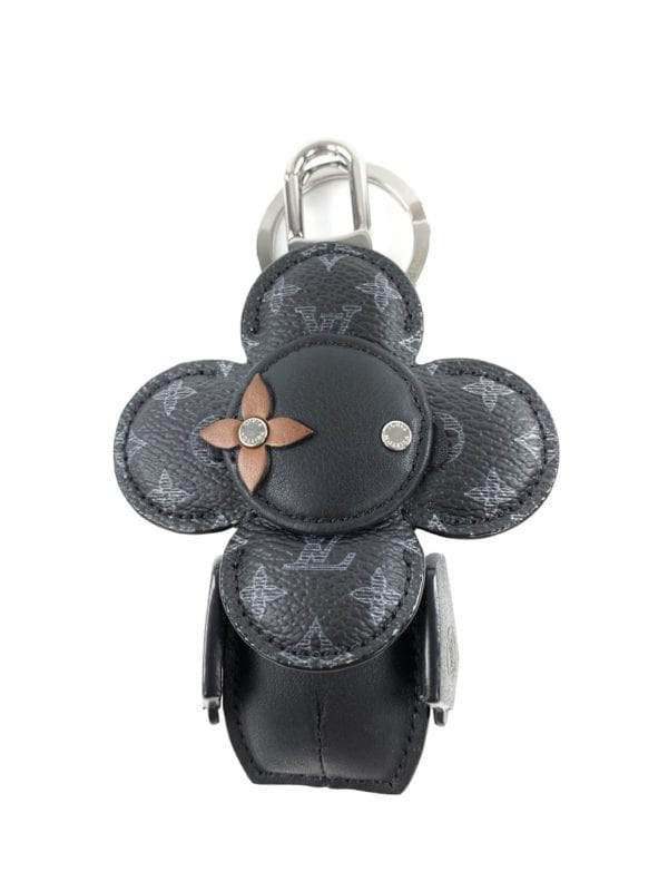Limited Edition Louis Vuitton Vivienne Doudoune Eclipse Charm or Keychain