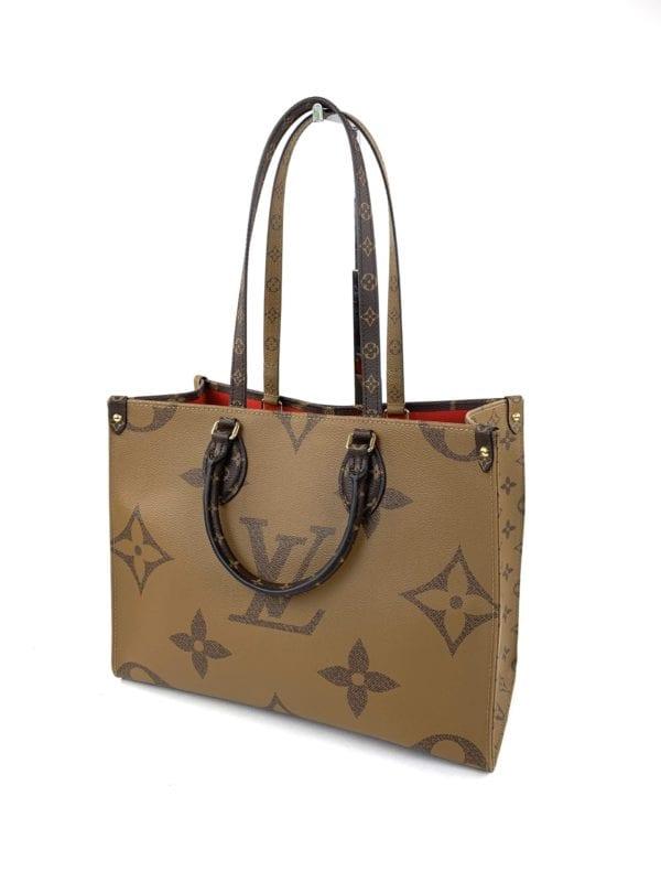 Louis Vuitton Reverse Monogram Onthego MM