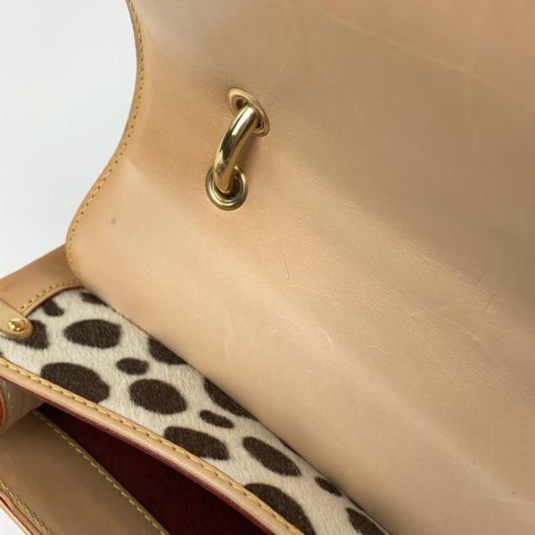 Louis Vuitton Black Multi Dalmatian Sac Rabat Shoulder bag