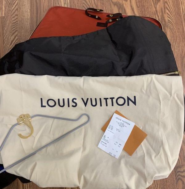 Louis Vuitton Damier Ebene Pegase 55