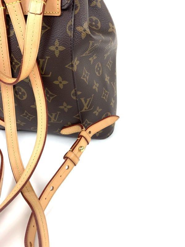 Louis Vuitton Monogram Montsouris NM Backpack