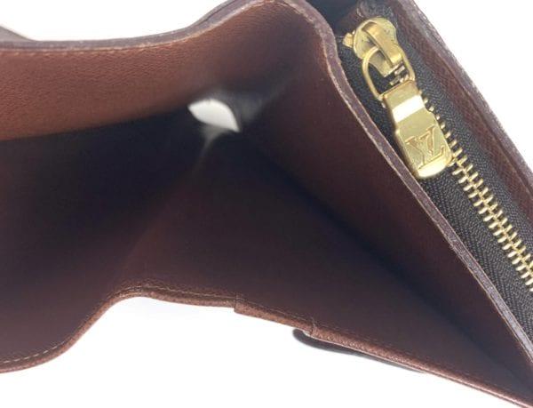 Louis Vuitton Monogram Porte Papier Wallet