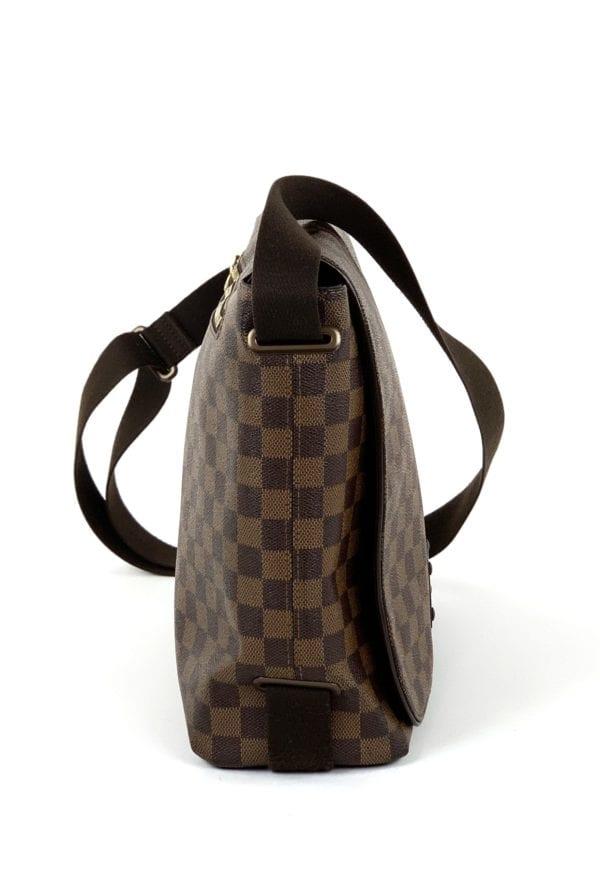 Louis Vuitton Damier Ebene Brooklyn Messenger Bag