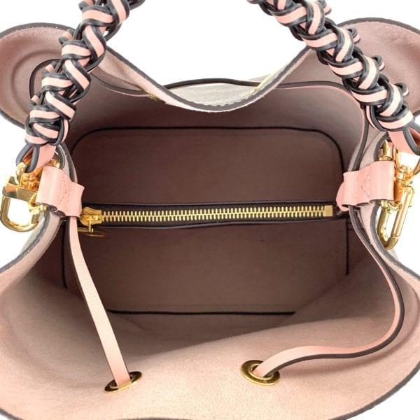 Louis Vuitton Monogram Neo Noe MM Rose Poudre