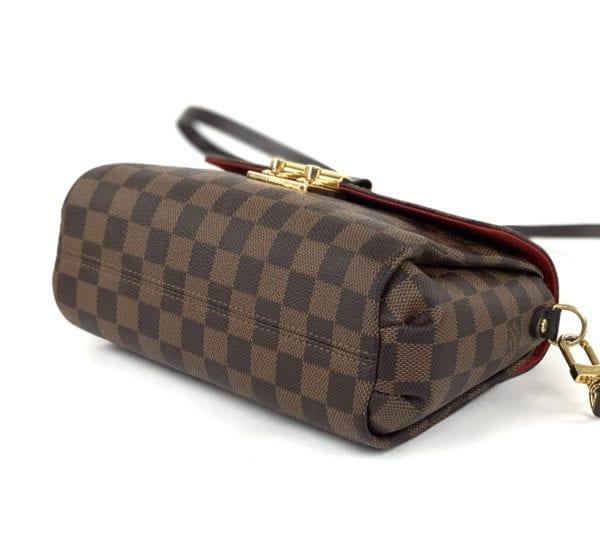 Louis Vuitton Damier Ebene Croisette Crossbody
