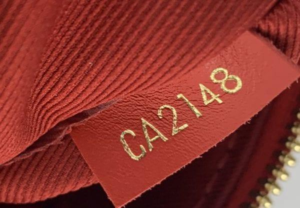 Louis Vuitton Monogram Saintonge Coquelicot Crossbody