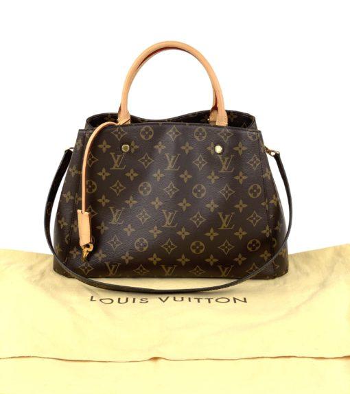 Louis Vuitton Monogram Montaigne MM