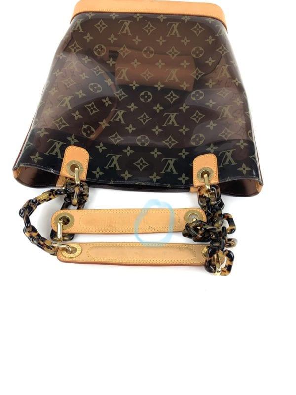 Louis Vuitton Limited Edition Monogram Ambre Bucket MM