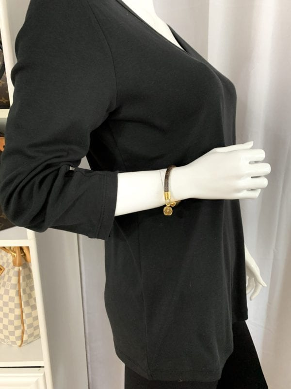 Louis Vuitton Monogram Tribute Bracelet