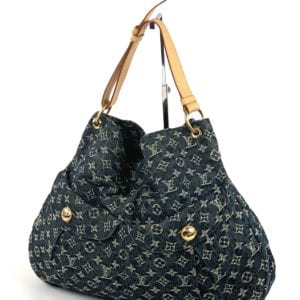Louis Vuitton Denim Daily GM Gris Blue